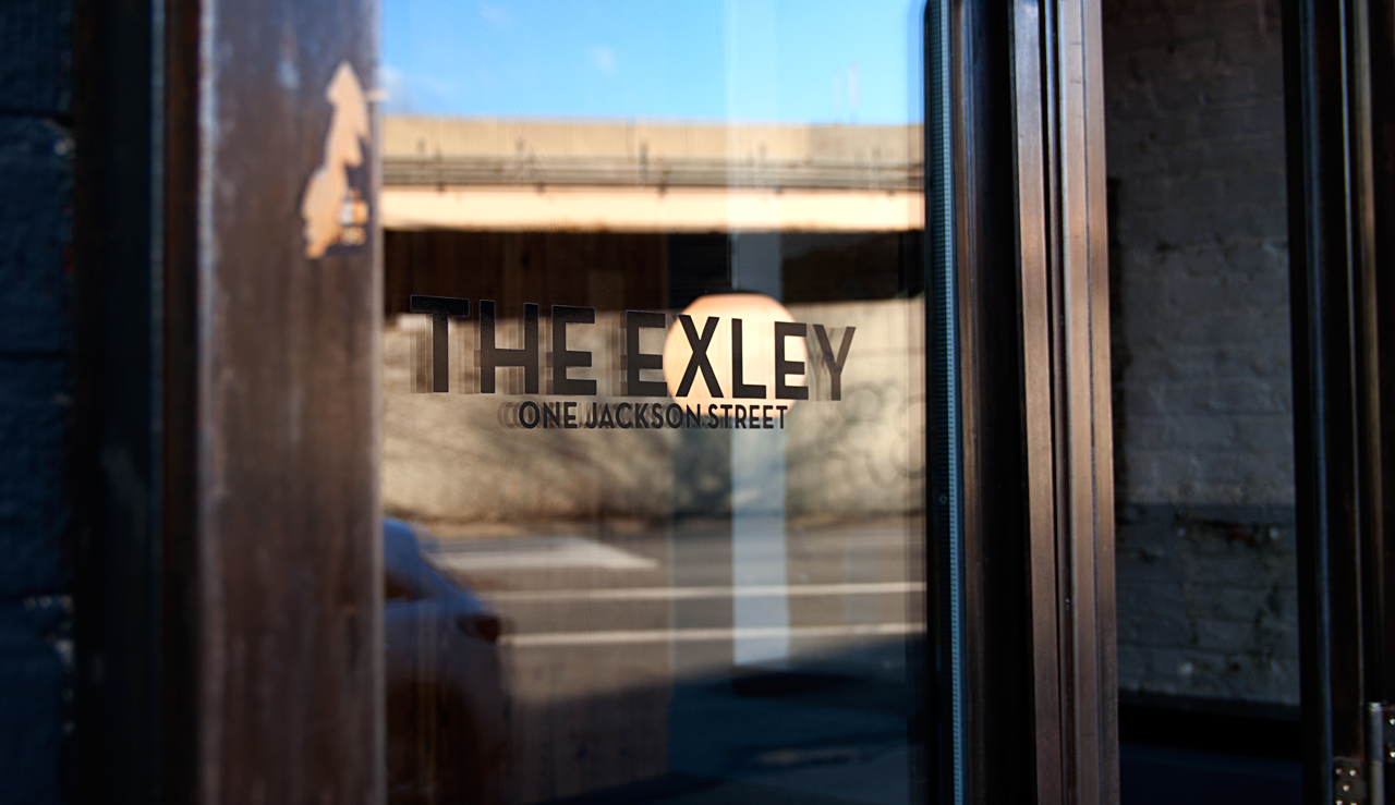 The Exley sign
