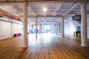 loft, DUMBO, event space