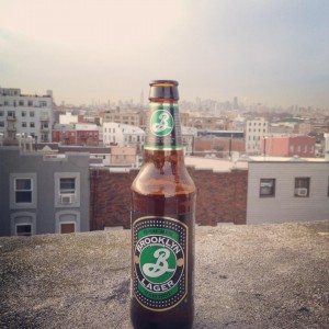 Brooklyn Brewery Beer and Bushwick